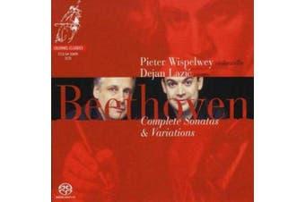 Beethoven: Complete Sonatas & Variations