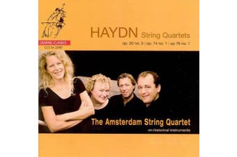 Haydn: String Quartets / The Amsterdam String Quartet
