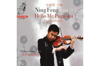 Hello Mr. Paganini / Ning Feng, Thomas Hoppe