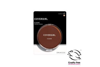 (.1150ml, Classic Ivory - 110) - Covergirl Clean Pressed Powder, Classic Ivory