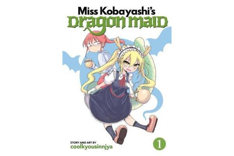 Miss Kobayashi's Dragon Maid, Volume 1