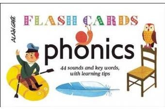 Phonics - Flash Cards: 44 Sounds and Key Words, with Learning Tips (Flash Cards)