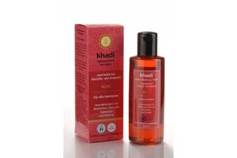Khadi Rose Ayurvedic Face and Body Oil 100ml