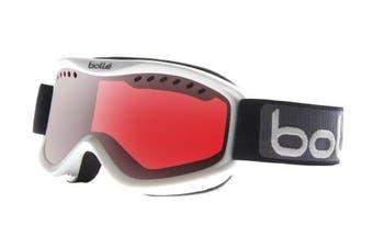 (Vermillon Gun, White) - Bolle Carve Snow Goggles