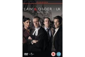 Law & Order: UK - Series 2 [Region 4]