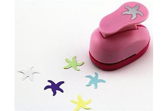 (Starfish) - CADY Crafts Punch 2.5 cm paper punches paper punch flower (Starfish)