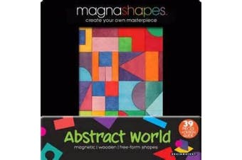 Magna Shapes Abstract World by Ceaco