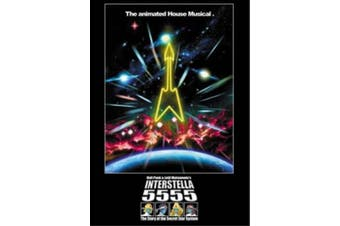 Daft Punk and Leiji Matsumoto: Interstella 5555 - The 5tory of the 5ecret 5tar 5ystem [Region 2]