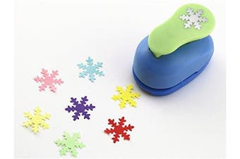 (Snowflake) - CADY Crafts Punch 2.5cm paper punches (Snowflake)