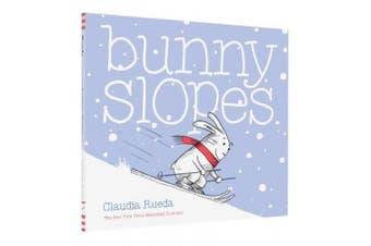 Bunny Slopes: (winter Books for Kids, Snow Children's Books, Skiing Books for Kids)