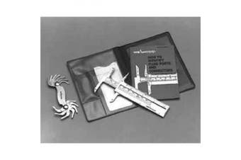 Aeroquip FCM3644 Port And Thread Identification Kit