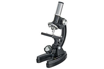 National 300 - 1200x Geographic Microscope with Case