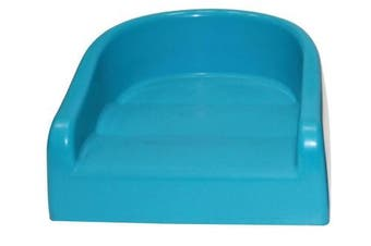 (Berry Blue) - Prince Lionheart Soft Booster Seat, Berry Blue