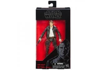 Star Wars: The Force Awakens Black Series 15cm Han Solo by Star Wars