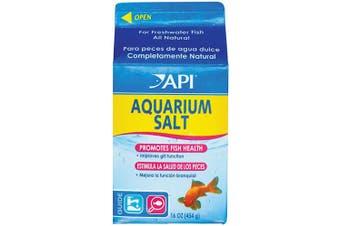 (470ml, Not Applicable) - API AQUARIUM SALT Freshwater Aquarium Salt