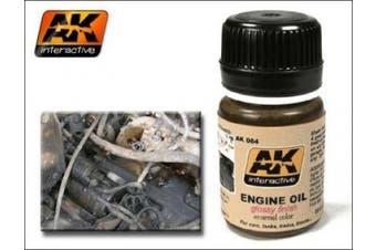 AK Interactive 35ml Fresh Engine Oil # 00084