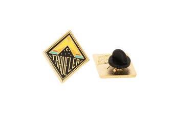 (Traveler) - Asilda Store Lapel Enamel Pin [with Deluxe Pin Lock] (Traveller)