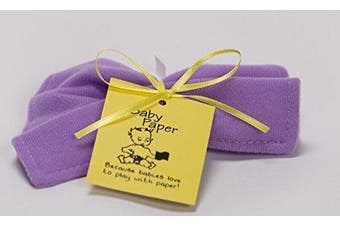 (Lilac) - Baby Paper Crinkly Baby Toy (Lilac)