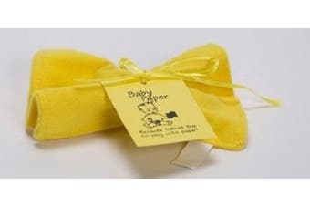 (Yellow) - Baby Paper Crinkly Baby Toy(Yellow)