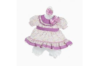 Adora Toddler Time Baby Floral 50cm Play Doll Outfit