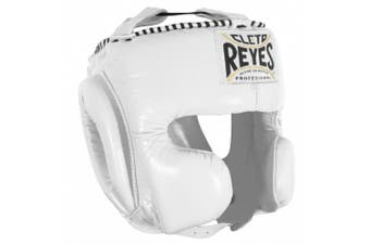 (Small, Blue) - Cleto Reyes Classic Training Headgear