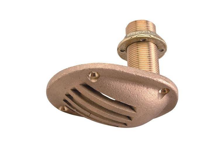 (0.2m) - Perko 0065DP5PLB Intake Strainer for 1.9cm Pipe