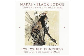 Two World Concerto-The Music of James DeMars