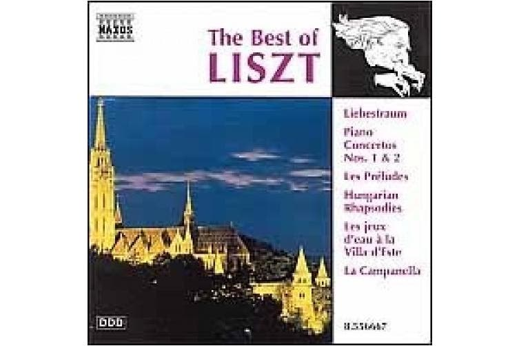 The Best of Liszt