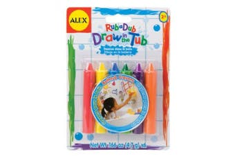 (1, classic) - Alex Rub-a-Dub Draw In The Tub Crayons