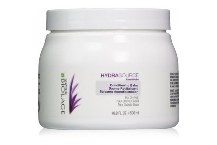 Matrix Biolage Hydrasource Conditioning Balm for Dry Hair, 500ml