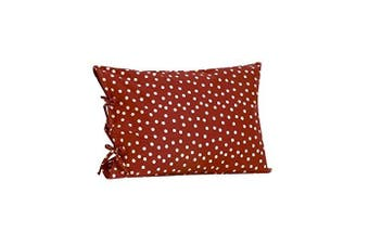 Cotton Tale Designs Plain Pillow Case with Ties, Houndstooth