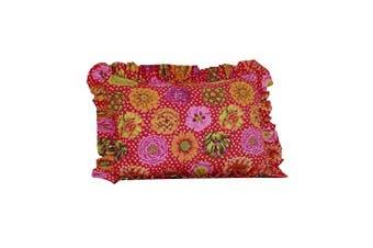 Cotton Tale Designs Ruffled Pillow Sham, Tula
