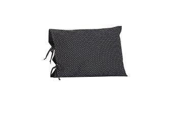 Cotton Tale Designs Plain Pillow Case with Ties, Hottsie Dottsie