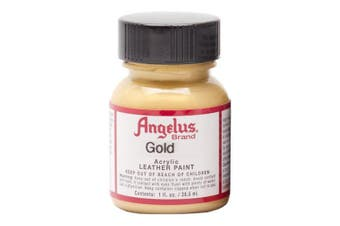 Angelus Leather Paint 30ml Gold