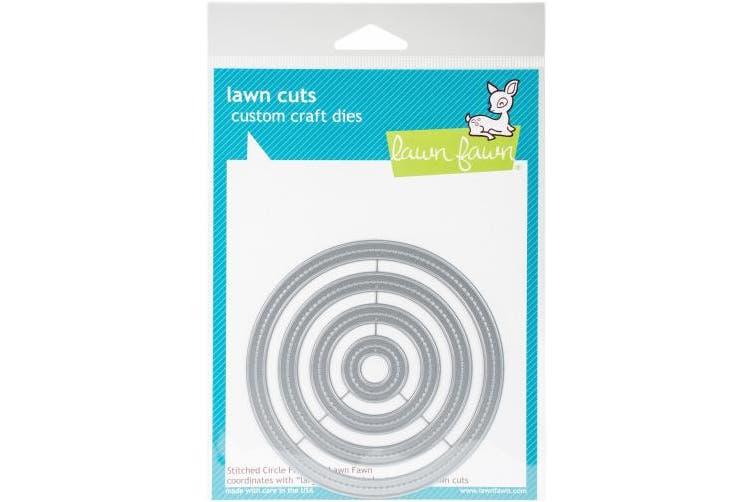 Lawn Cuts Custom Craft Die