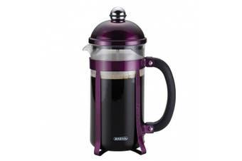 (Purple) - Coffee 8-Cup Maximus French Press, Purple