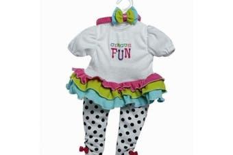 Adora Toddler Time Baby Circus Fun 50cm Play Doll Outfit