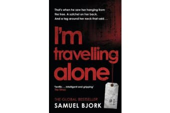 I'm Travelling Alone: (Munch and Kruger Book 1) (Munch and Kruger)