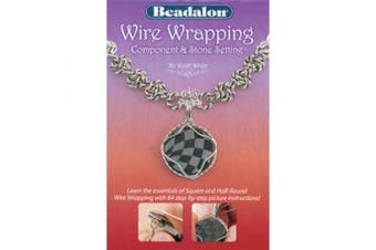 Beadalon Books-Wire Wrapping Component and Stone Setting