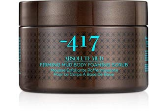 -417 Firming Mud Body Foaming Scrub for Deep Cleansing & Skin Rejuvenation for All Skin Types - Precious Mineral Complex – Dead Sea Minerals