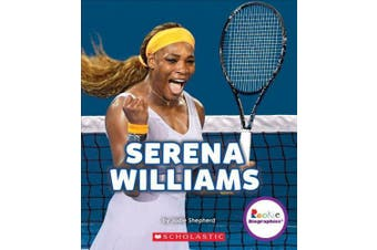 Serena Williams: A Champion on and Off the Court (Rookie Biographies) (Rookie Biographies)