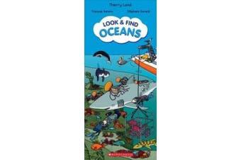 Look & Find Oceans (Look & Find) (Look & Find)