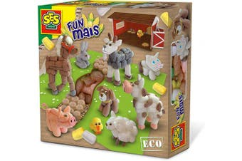 SES Creative 24972 Funmais – Farm, Mixed Colours