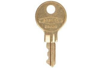 Cat 74 Key for Towel Dispensers, Metal Key