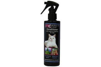 Miracle Coat Leave-In Conditioner & Lusterizer for Cats 240ml Brand New!