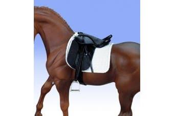 Breyer B2465 Traditional 1:9 Scale Stoneleigh II Dressage Saddle