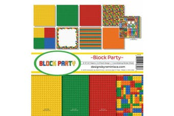 Reminisce Block Party Collection Kit