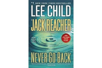 Jack Reacher: Never Go Back (Jack Reacher Novels)