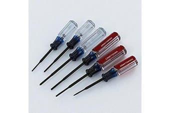 6 Pc Jewellers Screwdriver Set