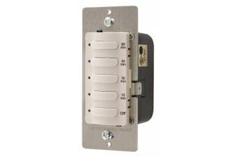 Bryant Electric DT5060LA Bryant DT5060LA 60 Minute Countdown Digital Timer with Preset 15-30-45-60 Minute LED Indicator